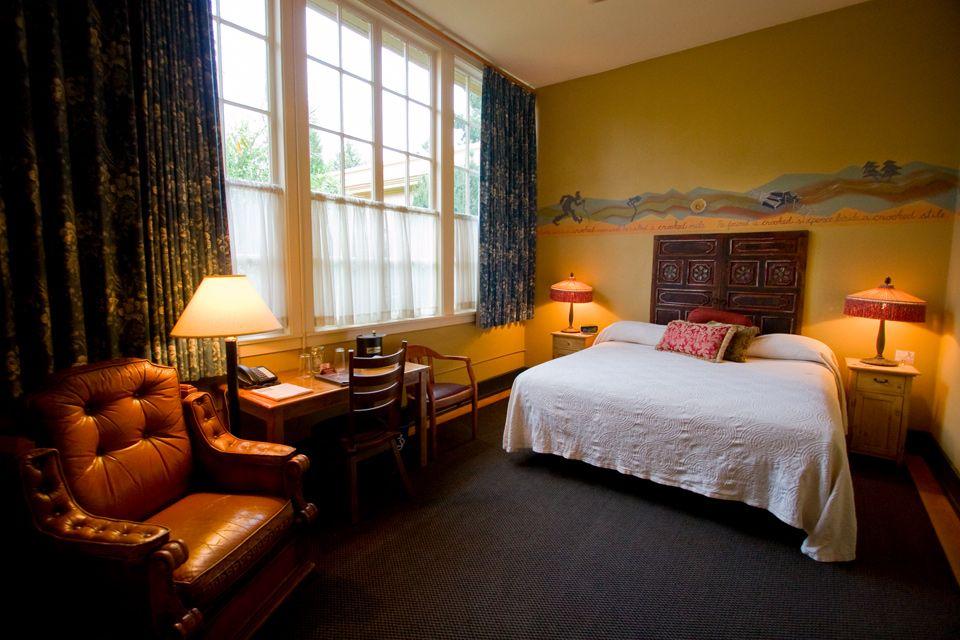 The Kennedy School An Old Turned Hotel In Portland Oregon