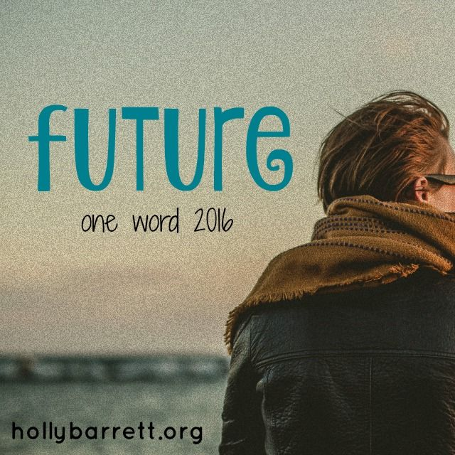 I don't do a lot of Facebook quizzes. Well, actually, if I'm being truthful, I probably do more than I post the results for. But a couple of weeks ago, one caught my eye. It was to help  you choose your one word for the new year. Testimony Tuesday: One Word 2016 | Holly Barrett