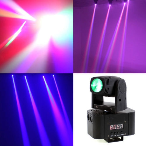 109 98 Buy Here 10w 12w 4in1 Rgbw Cree Led Beam Moving Head Lights Christmas Lights