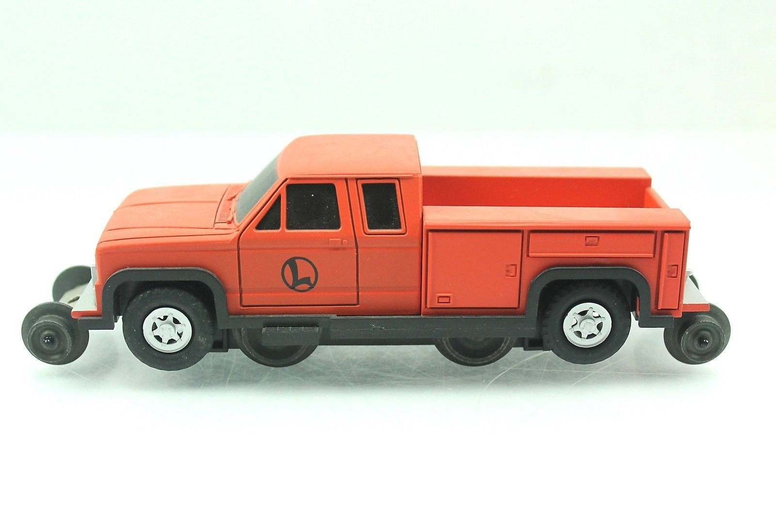 O Lionel Collectors Club of America Orange Pickup Truck 6 52107 | eBay