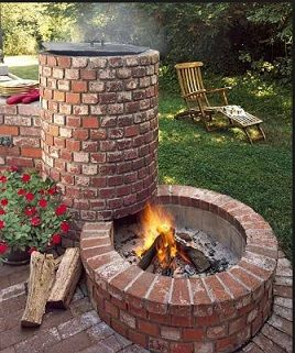 Grill-Smoker Combo for all about built-in barbecue pits