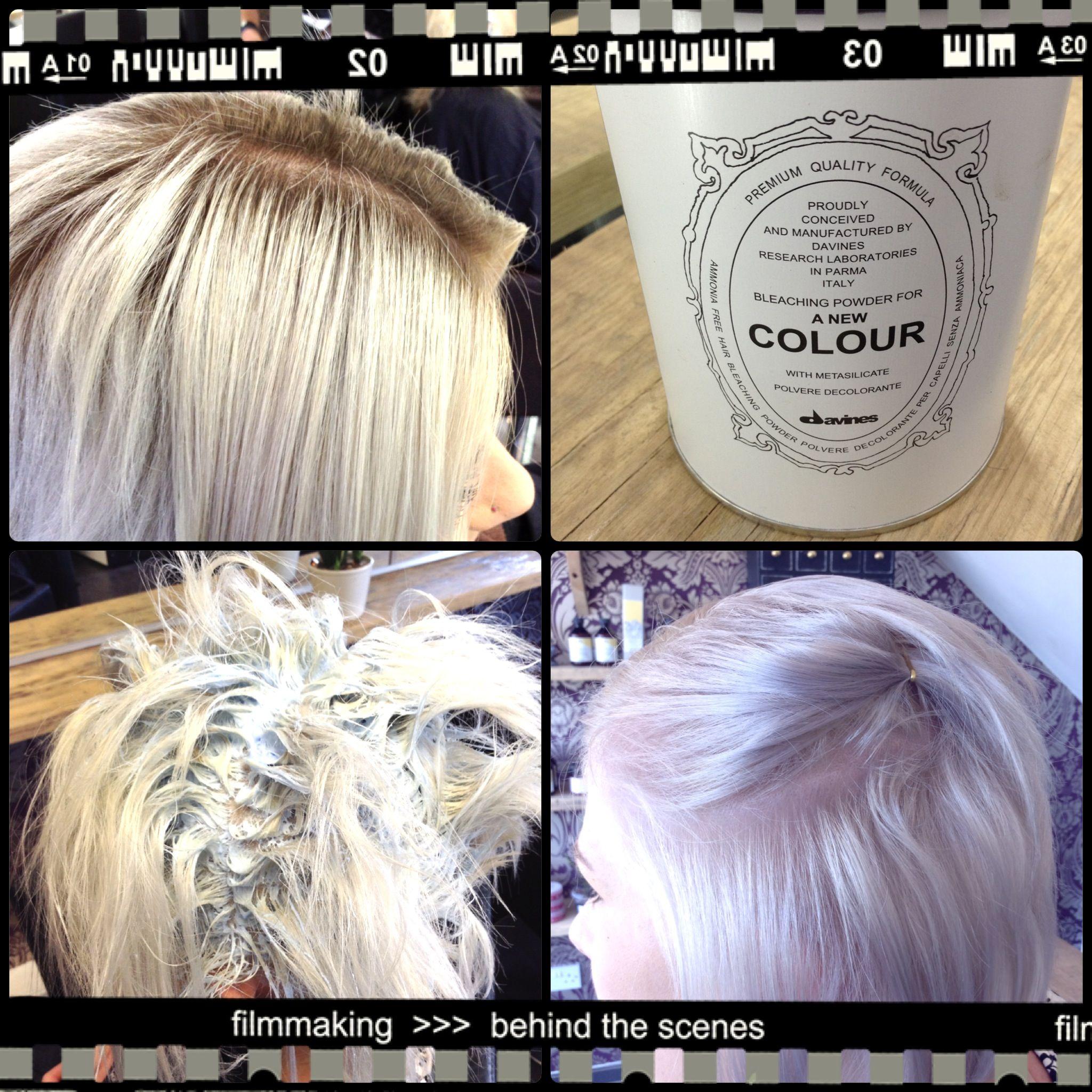 A new colour powder bleach ammonia free bleach from davines a new colour powder bleach ammonia free bleach from davines the results nvjuhfo Image collections