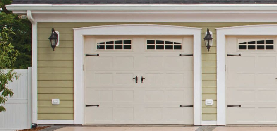 Merveilleux Garage Door Trim | Tilting Garage Door / PVC LITES By Royal Mouldings Royal  Group .