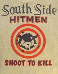 Vintage Large Gray Cubs Sux South Side Hit Men Graphic T Shirt Ebay Men S Graphic T Shirt Vintage Large Graphic Tshirt