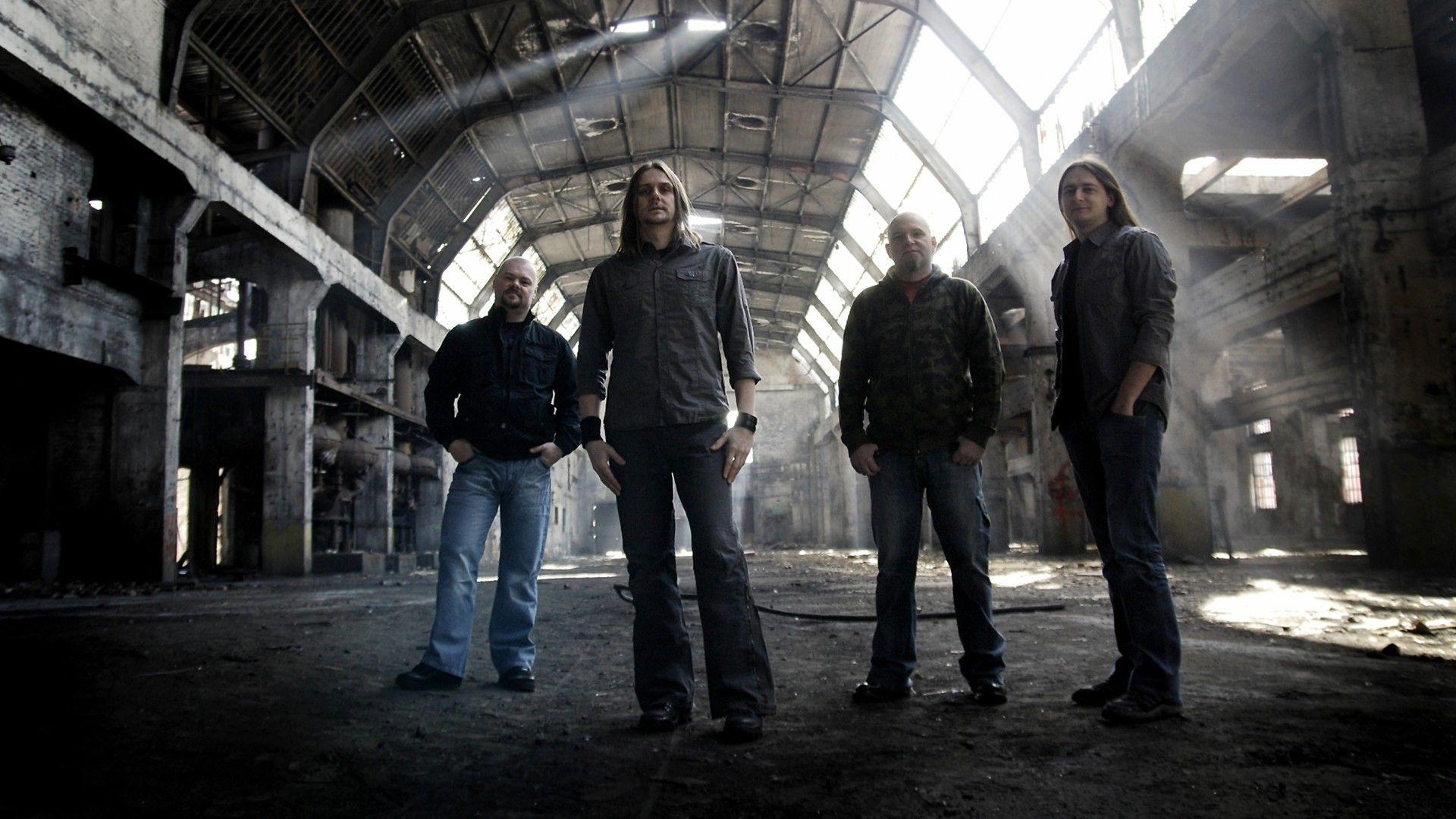 Польская группа Riverside