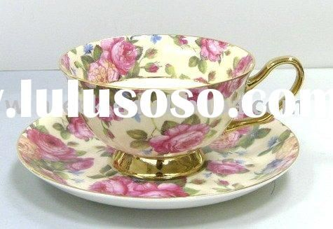 wholesale tea cup and saucer sets, wholesale tea cup and saucer ...