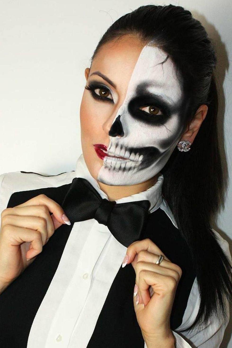 Halloween makeup looks. halloween Halloween makeup
