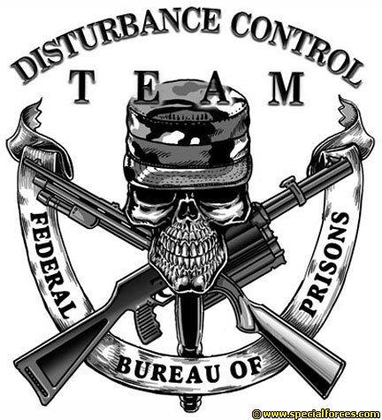 FEDERAL BOP - DISTURBANCE CONTROL TEAM (DCT) | LAW ENFORCEMENT
