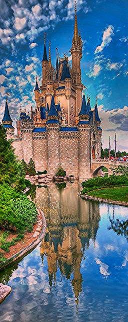 Which Disney Castle is Your Perfect Home?