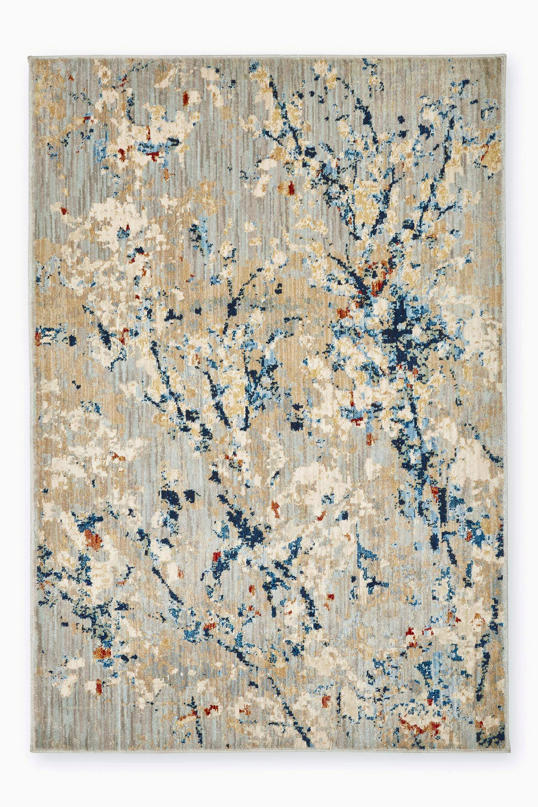 Next Bedroom Accessories Buy Gion Watercolour Rug Online Today At Next Rep Of Ireland
