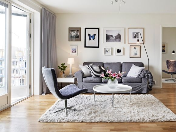 Scandinavian design Living room  Wohnzimmer  Living