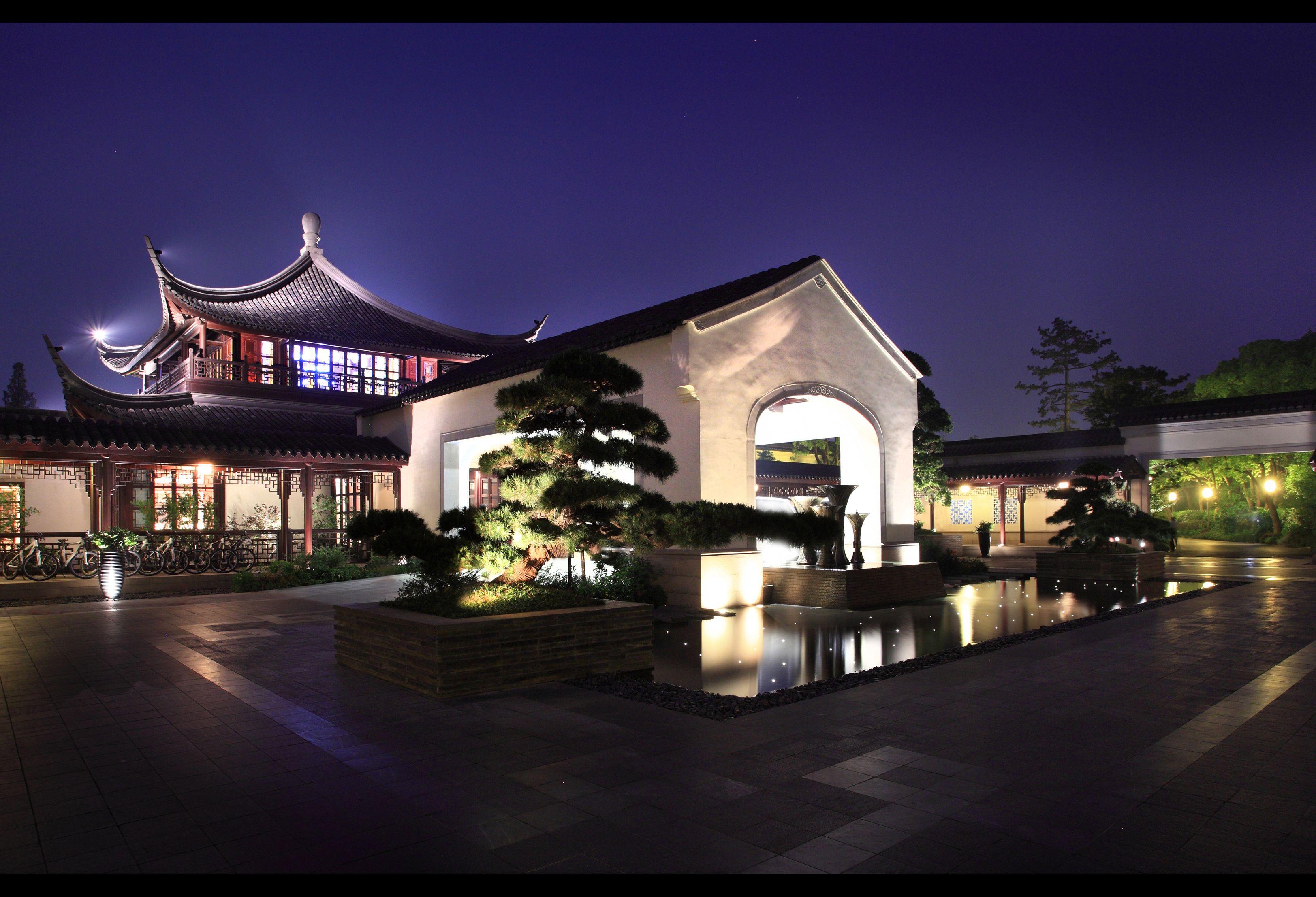 Four Seasons Hotel Hangzhou West Lake China Designed