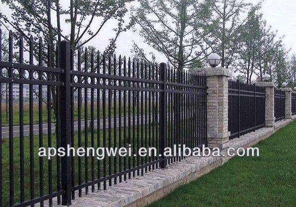 Garden Arch Wrought Iron Gate And Fence Luxury Wrought Iron Gate