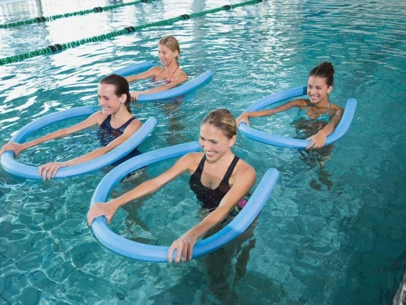 Sports In The Water Ideal For Knee Osteoarthritis