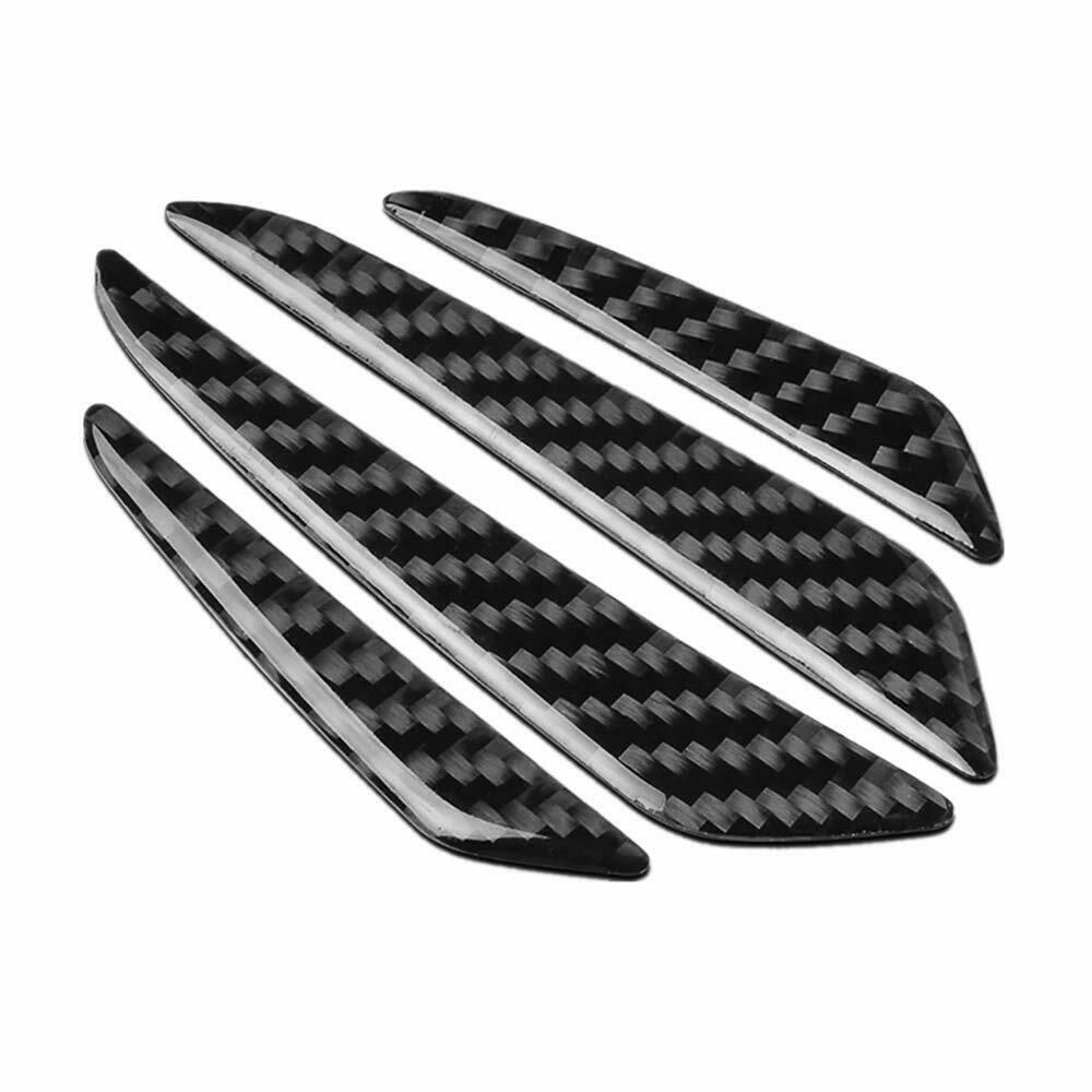 Pin On Auto Door Edge Protection Guard Carbon Fiber Anti Scratch Protector Trim Sticker