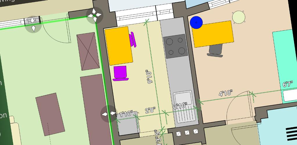 Floor Plan Creator V3.3.9 [Unlocked] Full APP trong 2020