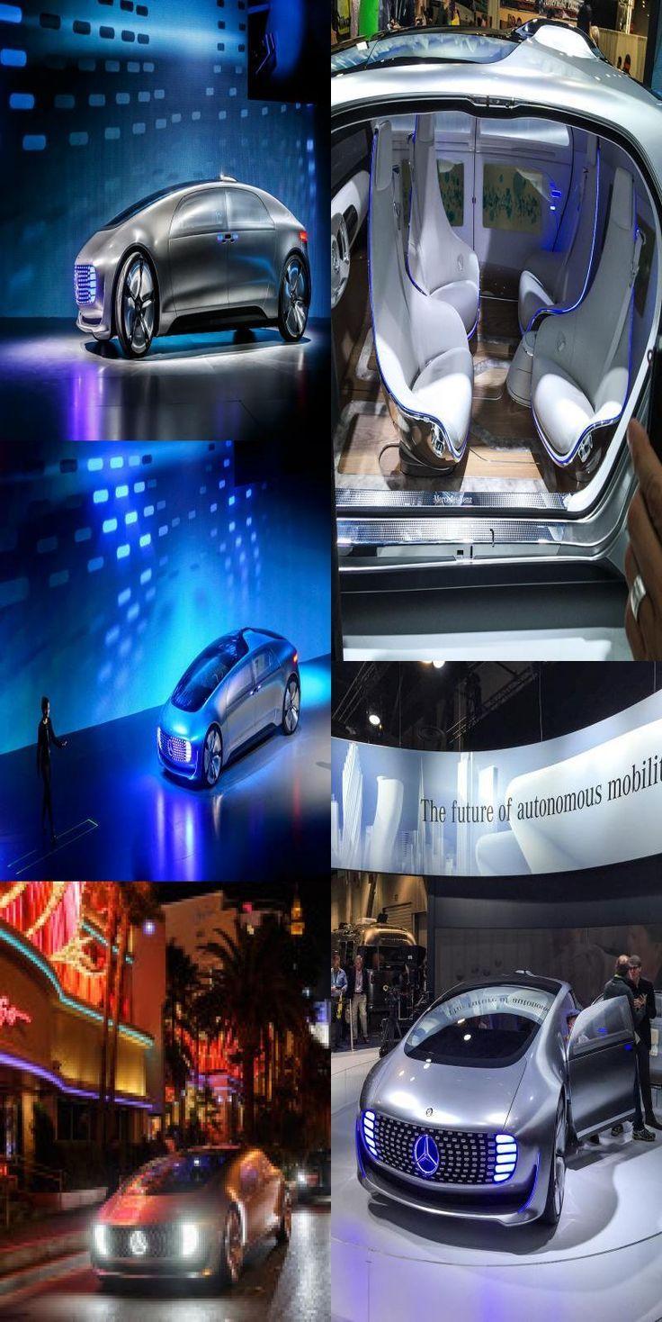 Photo of #F # # Luksus # i # Motion #von #MercedesBenz