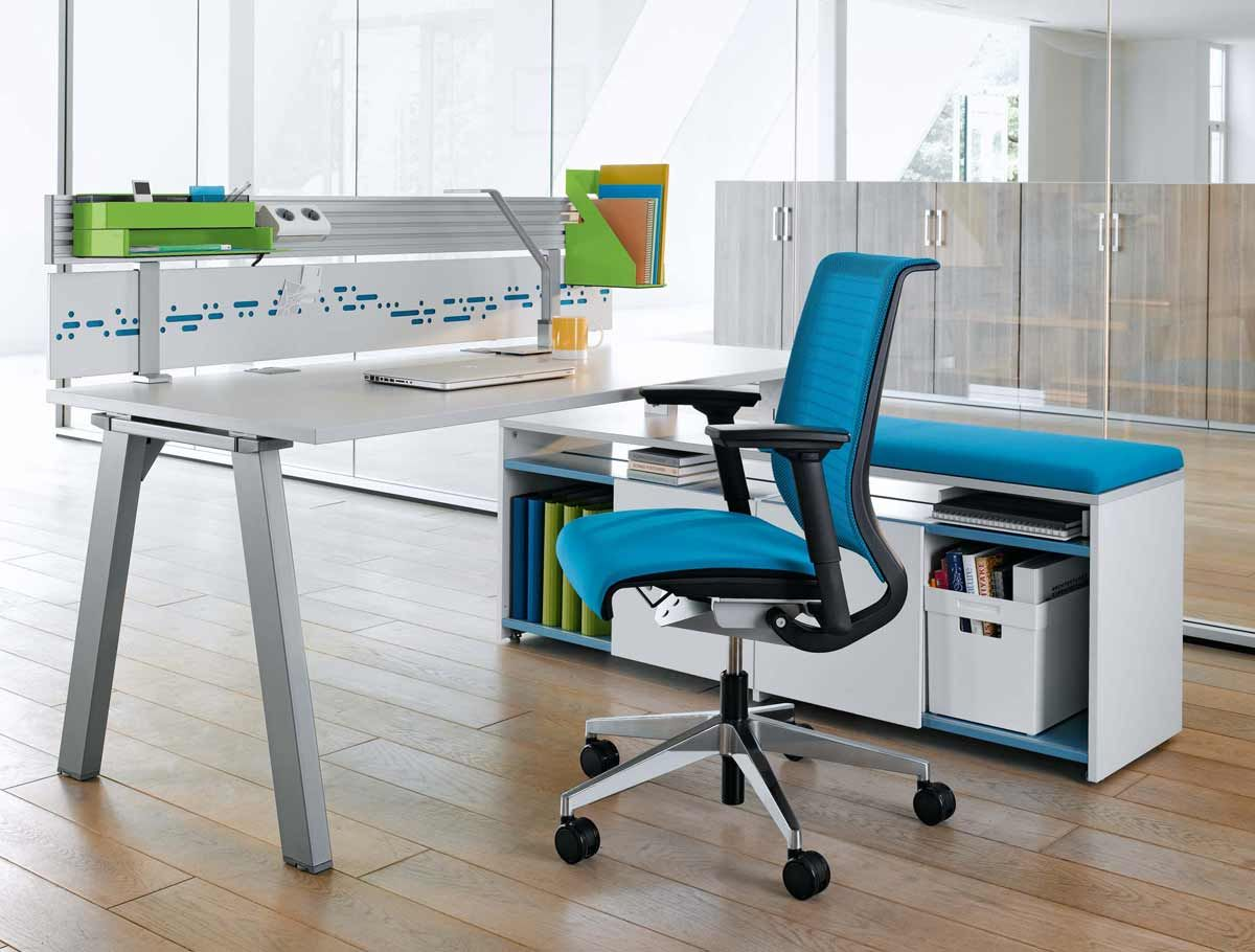 ikea office furniture. Ikea Office Furniture. Best Blue Ergonomic Chairs With White Desk In Wood Flooring Furniture O