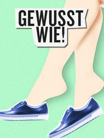 Zu Kleine Schuhe Gekauft 5 Methoden Wie Du Lederschuhe Grosser Machen Kannst Schuhe Kaufen Schuhe Selber Designen Lederschuhe