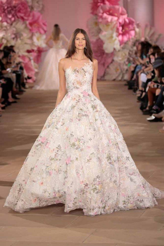 Designer-Brautkleider 2017: Diese Luxuskleider sind ein wahrer Traum ...