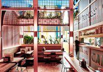 Un restaurante de comida mexicana en Australia que es sinónimo de colores y cactus.