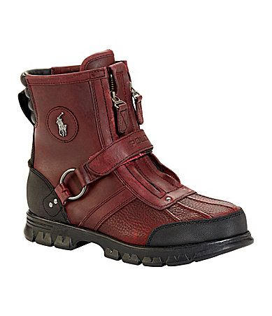 30219d33 Polo Ralph Lauren Mens Conquest III Rugged Boots #Dillards | Men's ...