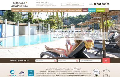Le Domaine Lou Capitelle | Réalisations | Pinterest | Conception and ...