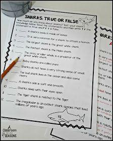 Shark Week Activities! #sharkweekfood