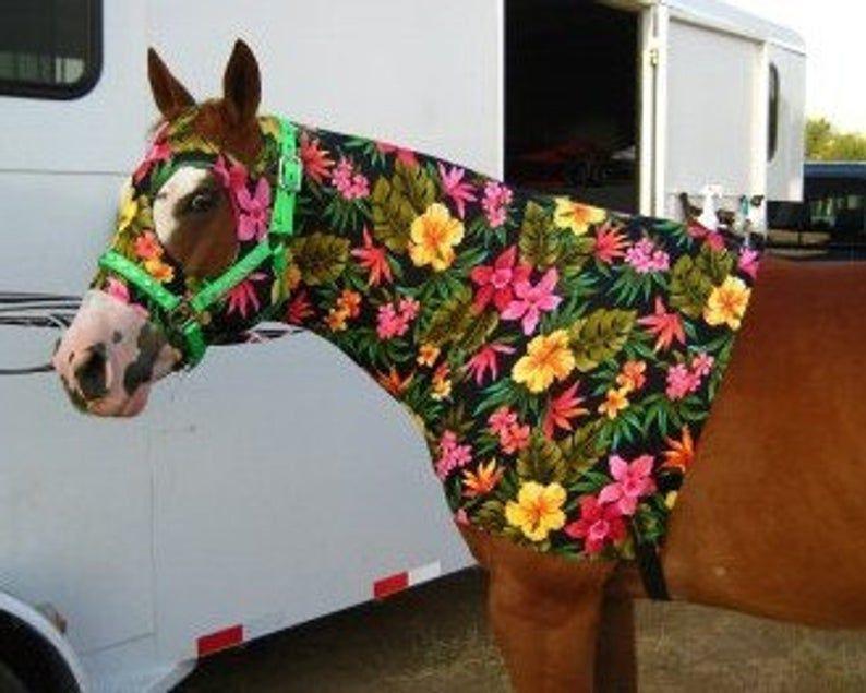 Pdf stretch horse hood pattern horses equestrian