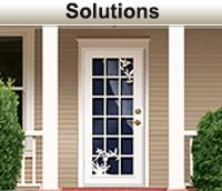 Unique Home Designs U2013 Security Doors, Screen Doors And Window Guards To  Protect And Beautify