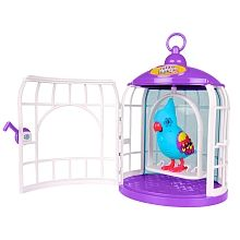 Little Live Pets Bird With Cage Singalong Funky