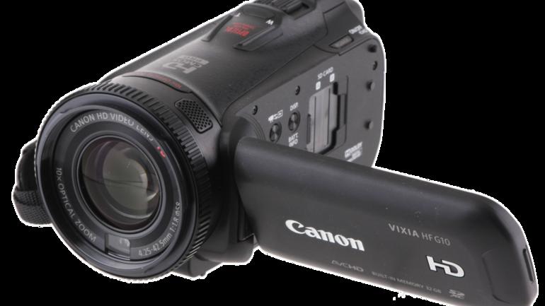 Canon Vixia HF G10 (Black) review - CNET