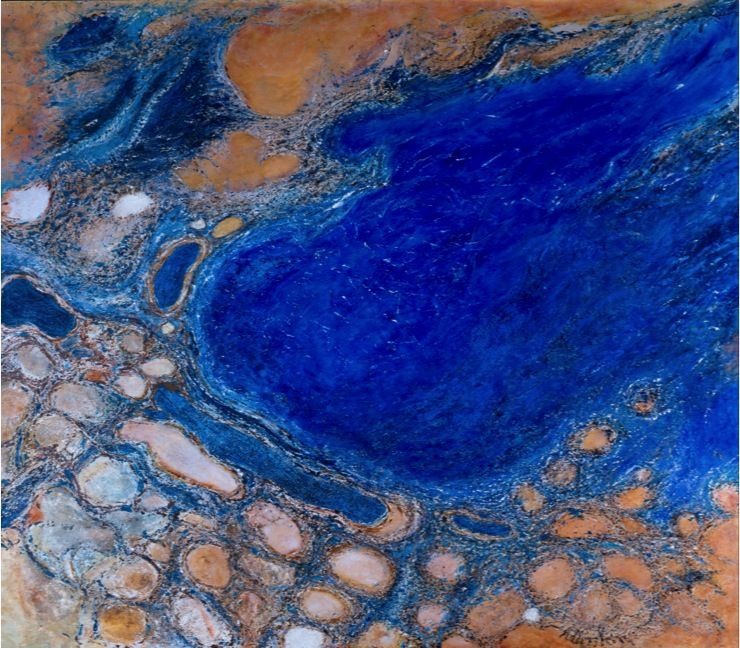 Environmental Scientist Uses Art To Communicate Great Lakes Issues