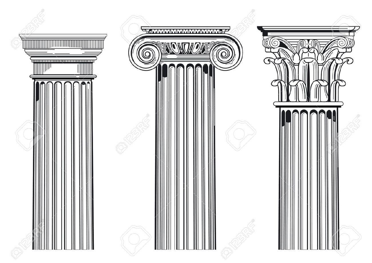 Image Result For Greek Column