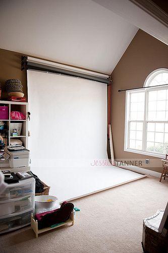 Matural Light Studio Set Up Home Studio Photography Photography