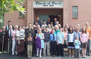 The church at South Marion