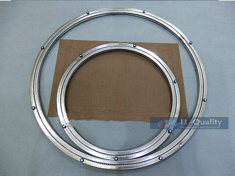 Lazy Susan Parts Enchanting Solid Stainless Steel Lazy Susan Turntable Swivel Plate Kitchen Design Ideas