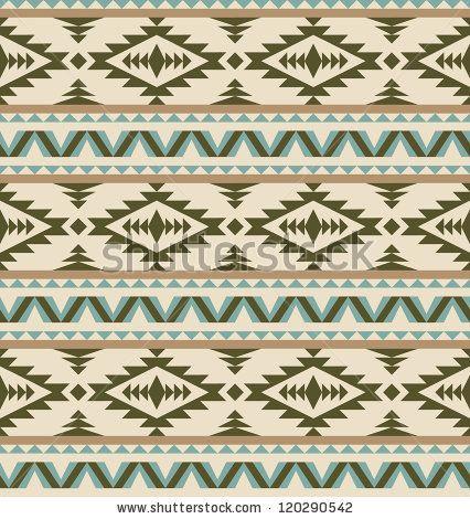 stock-vector-seamless-aztec-pattern-on-light-background-120290542.jpg (426×470)
