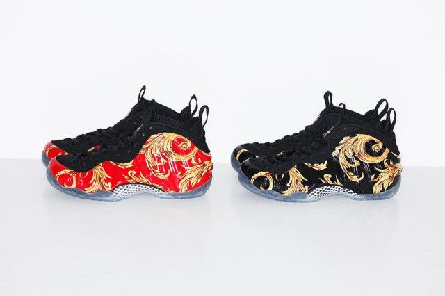 e9e1be967fd8b  Nike Air Foamposite One By  SUPREME  sneakers