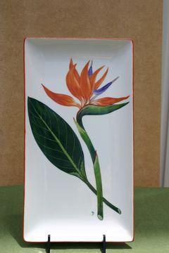 Fleurs Et Feuilles L Atelier De Marido Fleury Peinture Sur