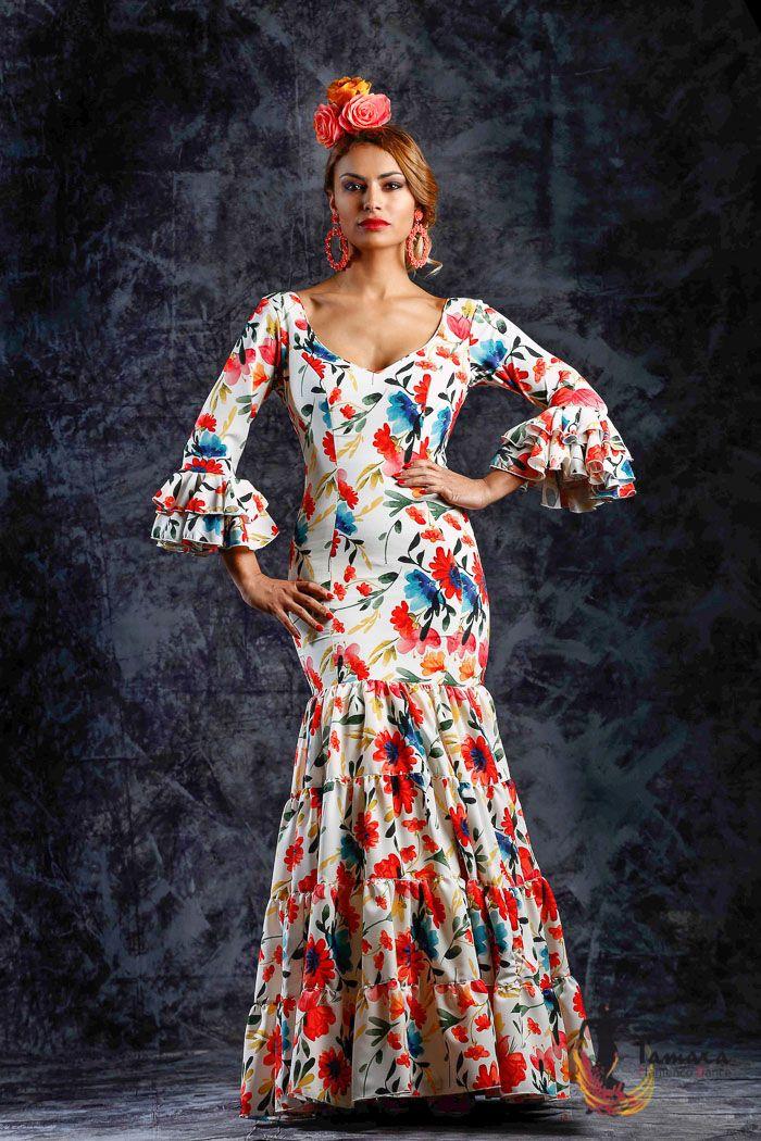 cd9e6948c www.tamaraflamenco.com Traje de flamenca - Vestido de flamenca - Flamenca  dress -