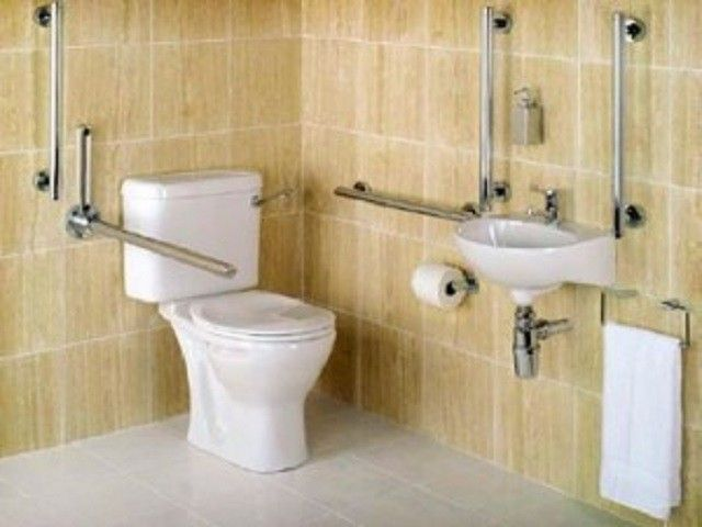 Handicap Bathroom Accessories #AccessibleBathrooms >> Find out ...