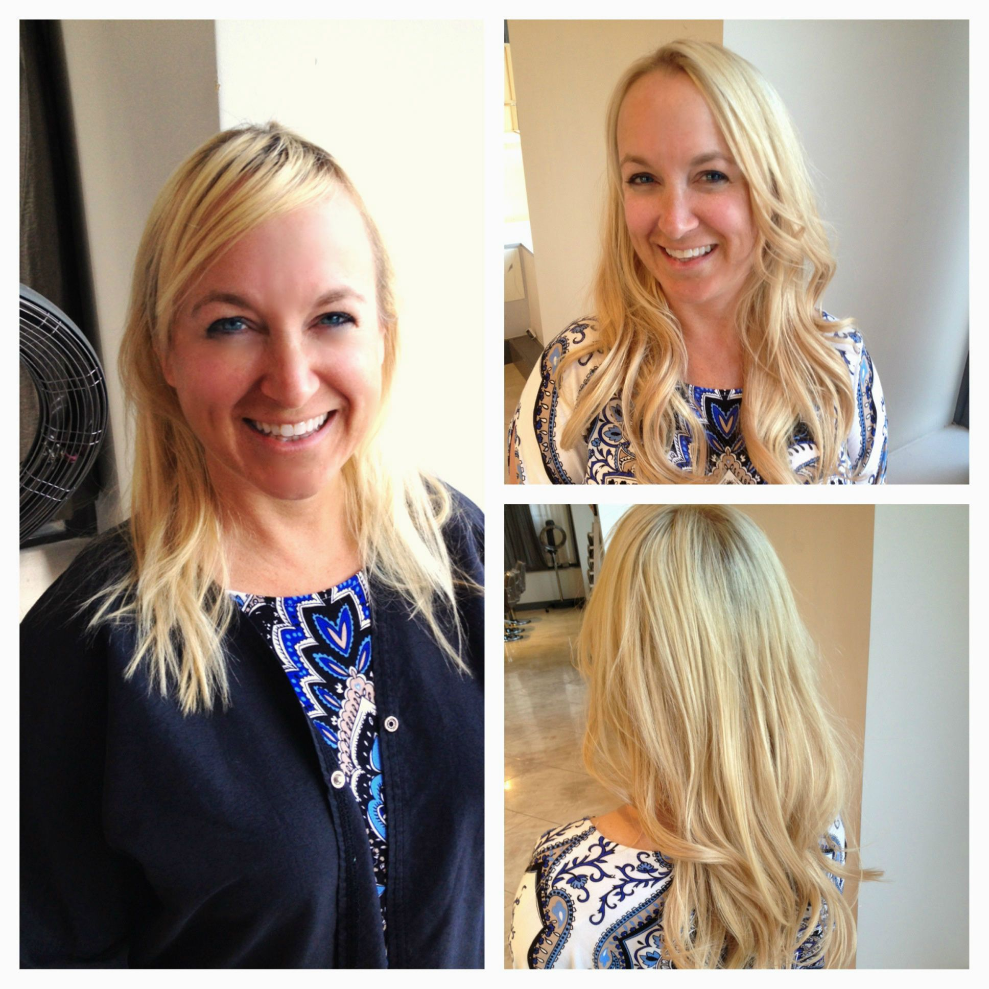 Quikkies Extensions From Hairdreams Available At Fuga Before