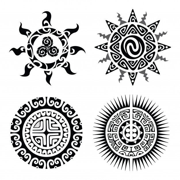 Resultado De Imagen Para Simbolos Animales Maori - Simbolos-maories