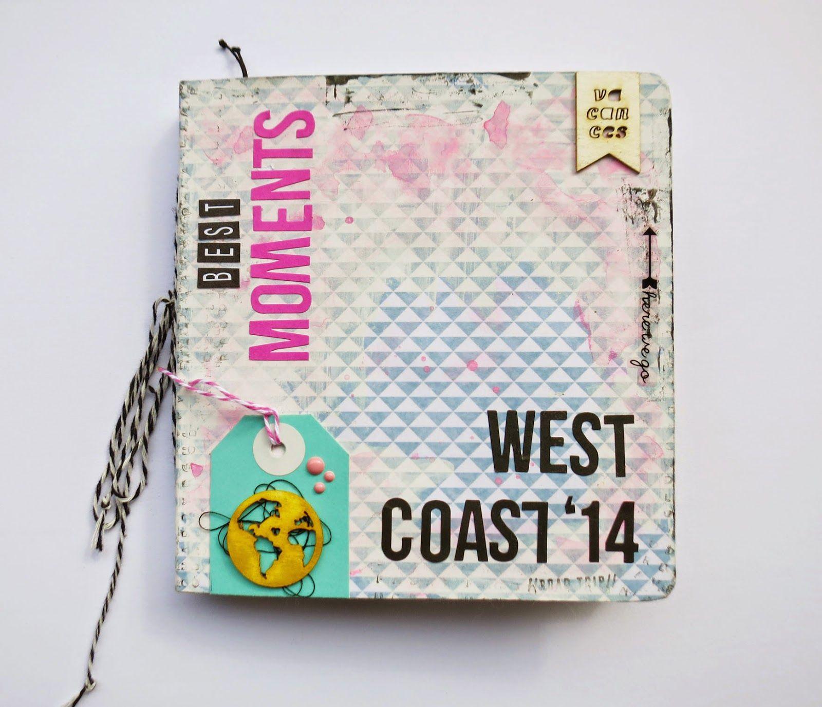 "by Peonia: Mini álbum ""Best moments - West Coast"""