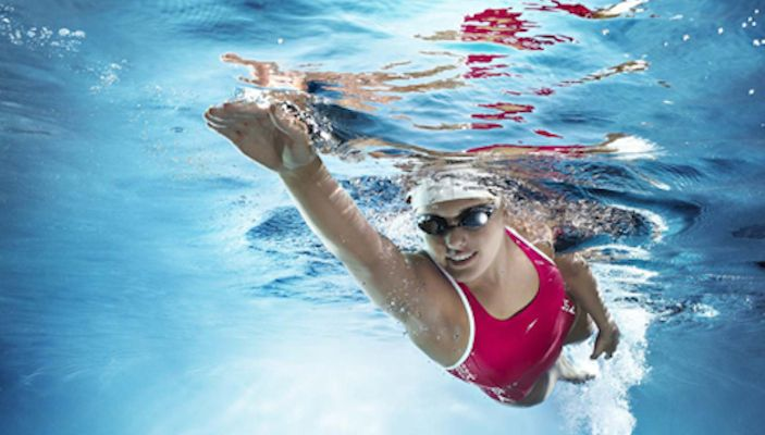Low Impact Swimming Workouts http://aquamobileswim.com/swimming-workouts/