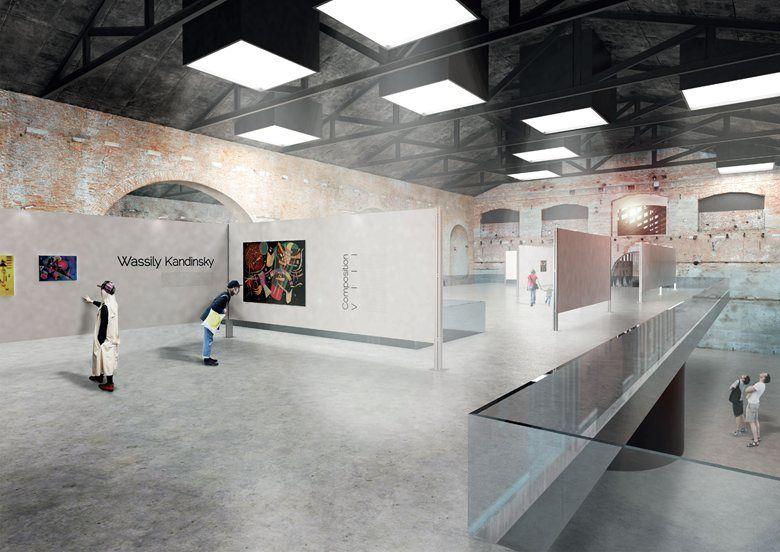Restauro delle Tese n°89-90-91 all' Arsenale di Venezia, Venezia, 2014 - SVS