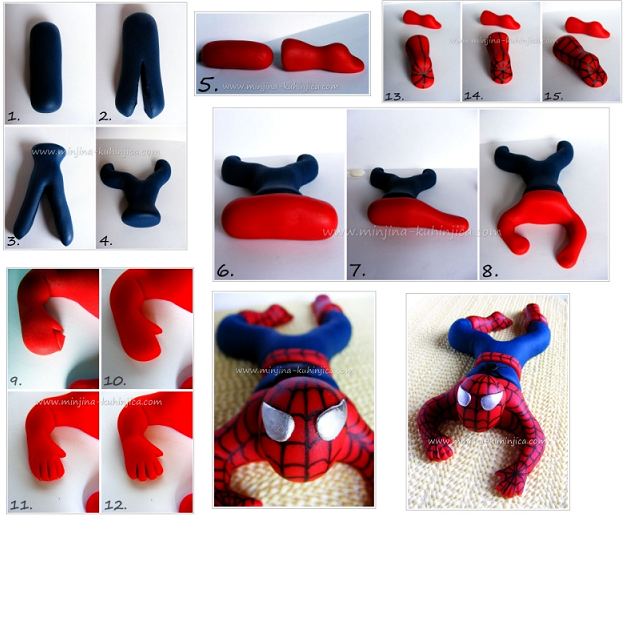 Photo of spiderman tutorial