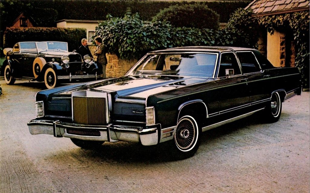 1979 Lincoln Continental Collector's Series | Auto | Cars