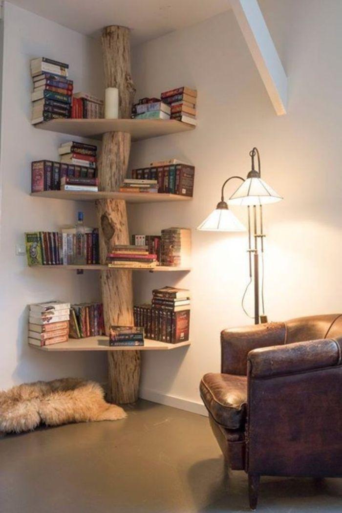 ▷ 100 + Ideen für faszinierende Deko aus Holz - Schmuck von der Natur